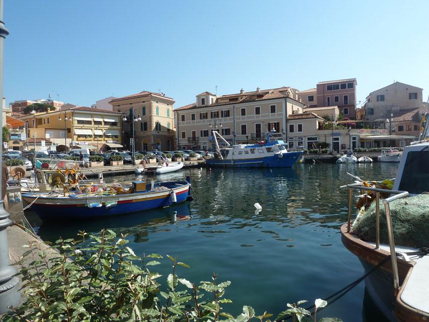 La Maddalena, Sardaigne
