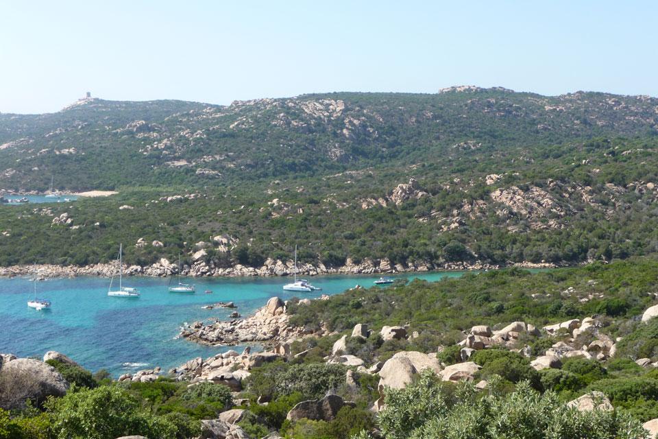 Cala Longa, Sud de la Corse